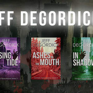 Jeff Degordick Author Website