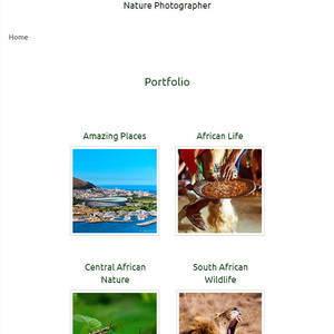 Neumann Photos | Nature Photographer Website