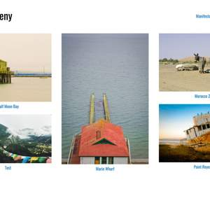 Nora Sweeny portfolio website