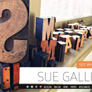 Sue Gallion, Picture Books